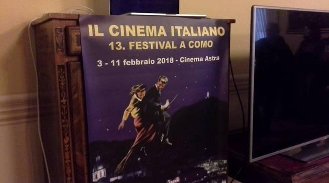 presentazione festival del cinema a como comune
