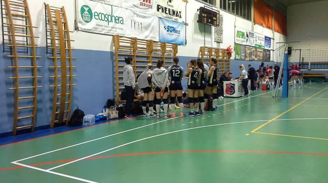 albesevolley sconfitta a lurano b1 femminile