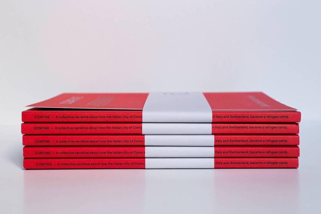 confine presentazione libro