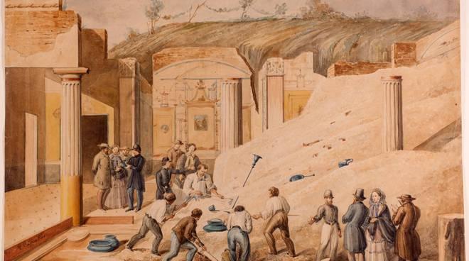 ercolano e pompei mostra
