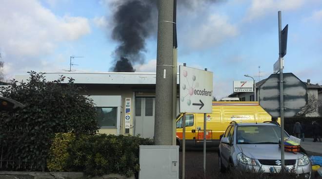 esplosione ecosfera bulgarograsso soccorsi e feriti