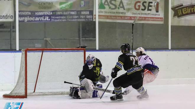hockey como sconfitto a casate da varese nel derby