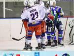 hockey como vince derby contro Chiavenna a casate