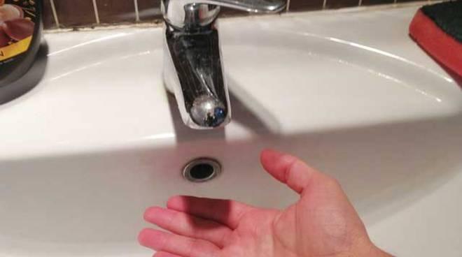 rubinetto a secco como guasto rete