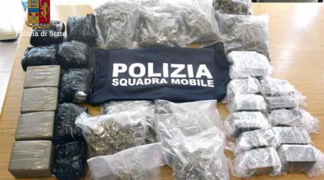 Traffico di eroina in provincia di Varese, due arresti