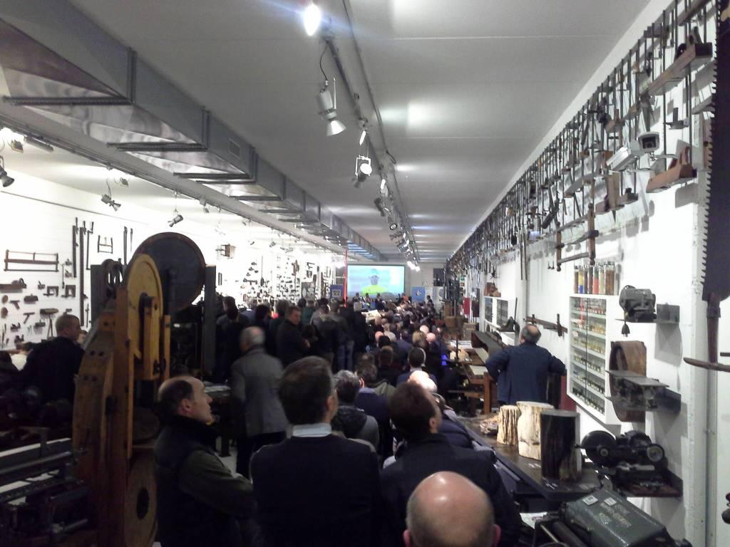 Vincenzo Nibali a Cantù racconta le sue belle vittorie a Como
