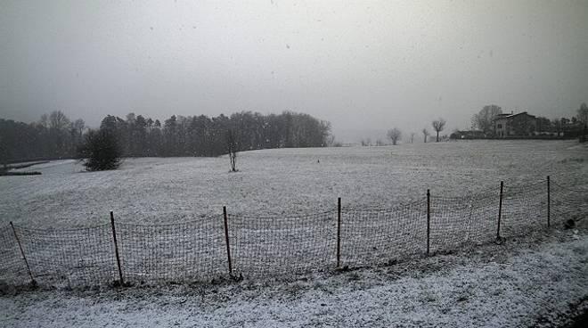 webcam meteocomo neve sul territorio