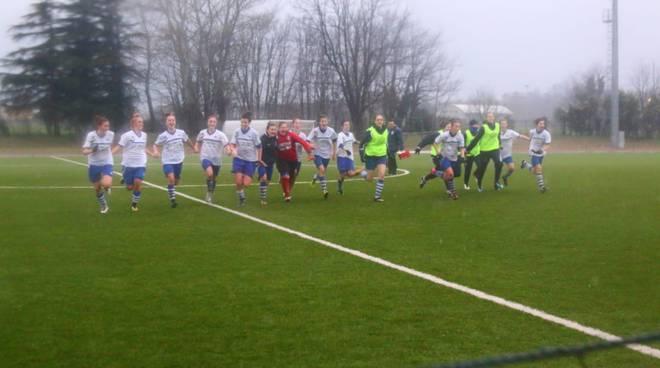 festa per la Como 2000 calcio donne, battuta l'Inter