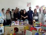 foto notizia donazione ospedale cantù