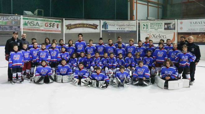 hockey como trofeo gosetto giovanissimi in pista