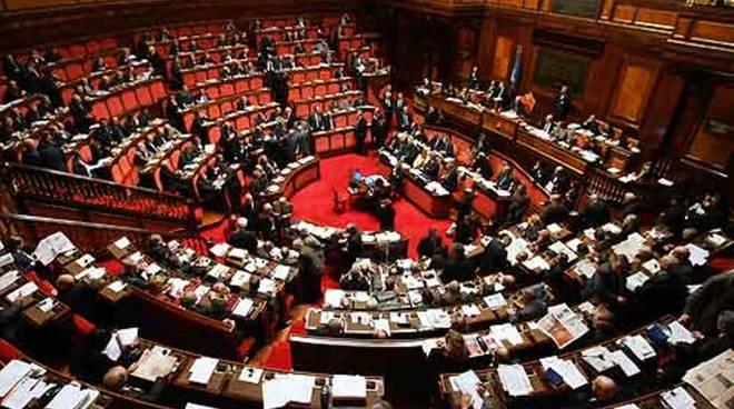 interno del parlamento italiano generica