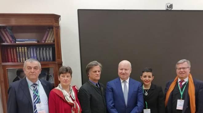 simona rossotti in russia osservatrice per il voto con commissione elettorale centrale