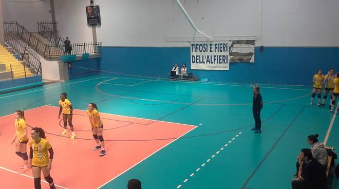 albesevolley vince a Cagiari fasi di gioco