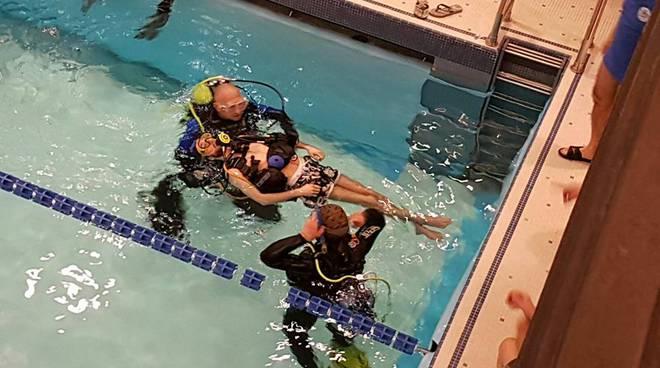 ASD Invincible Diving
