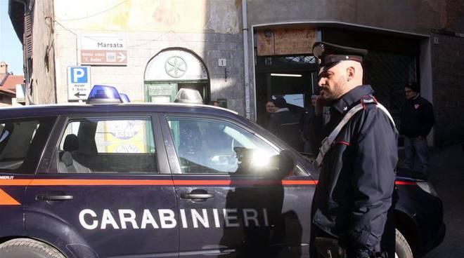 carabinieri campione d'italia arrestato giovane aggressione padre