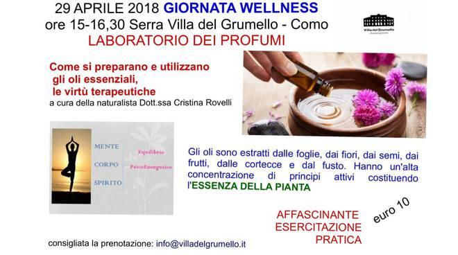 Giornata wellness