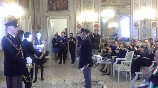 La Festa della Polizia 2018 al Sociale di Como: premiati e protagonisti