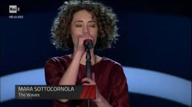 mara sottocornola selezioni the voice of italy da raidue