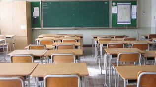 aula vuota generica per bidella denunciata