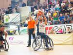 basket carrozzina finale scudetto unipolsai -. deco amicacci giulianova