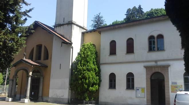 chiesa ed oratorio di san giuspepe a como veglia funebre per alpinista morto