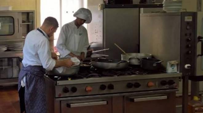 Corso cucina Enaip Ozanam