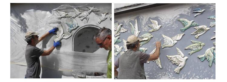 emilio alberti murales dongo