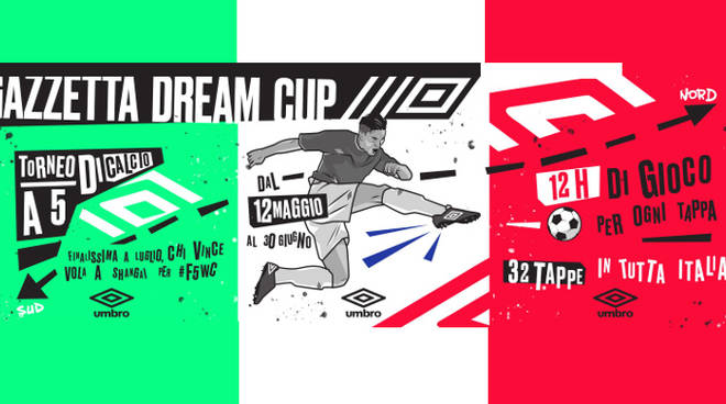 gazzetta dream cup