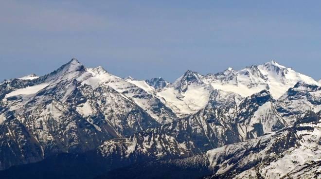 incidente in montagna cime grigola gran paradiso valle d'aosta