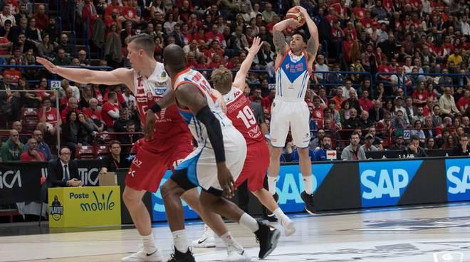 red october a milano gara 2 quarti finale play off basket