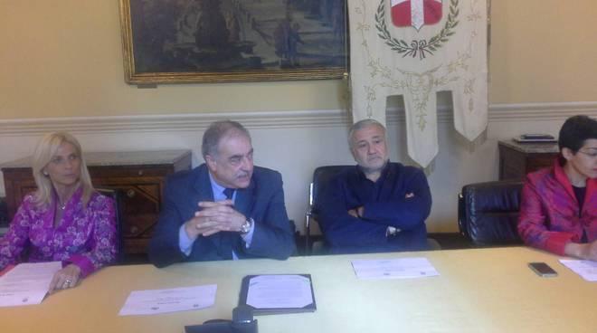 sindaco di como ed assessori dopo missione in cina comune di como