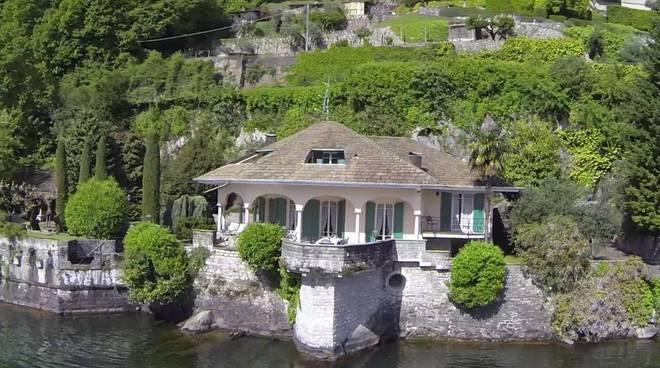 villa la ruga argegno terza migliore casa vacanza al mondo per TripAdvisor
