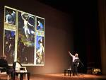 Vittorio Sgarbi a Como per serata su illusione e riflessione: Festival della Luce