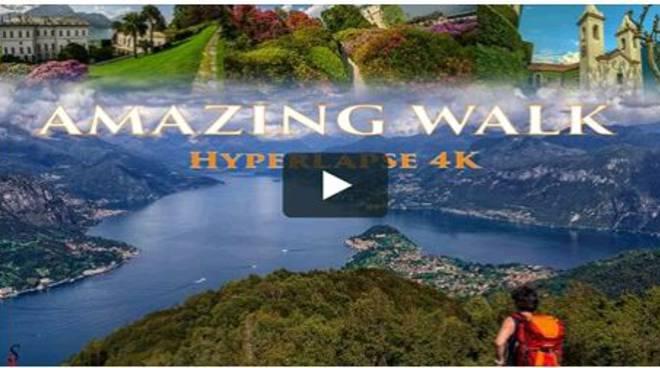 amazing walk video