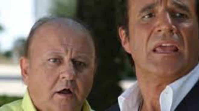 film natale 2018 boldi Di nuovo assieme, Boldi e De Sica girano sul lago il nuovo film di  film natale 2018 boldi