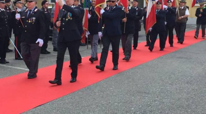 carabinieri di como festa al comando provinciale