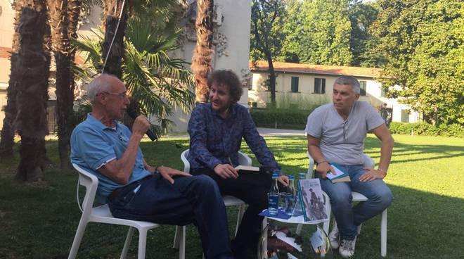 Cecco Bellosi e Paolo Foschini