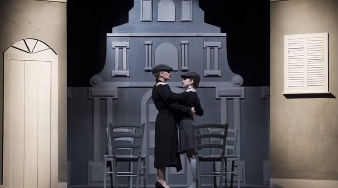 commedia il divorzio in scena laura negretti compagnia teatro in scena