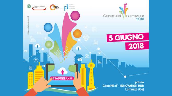 comonext giornata dell'innovazione 2018