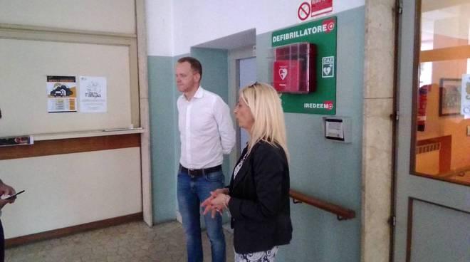 defibrillatori per comune di como consegna rapinese - negretti
