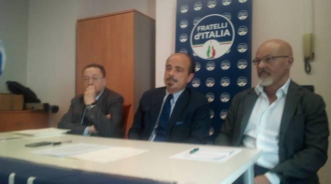 fratelli d'italia di como proposta di legge senatore butti per sicurezza a como