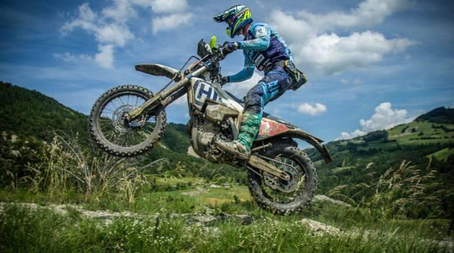 Jacopo cerutti vince gare di modena motorally 2018