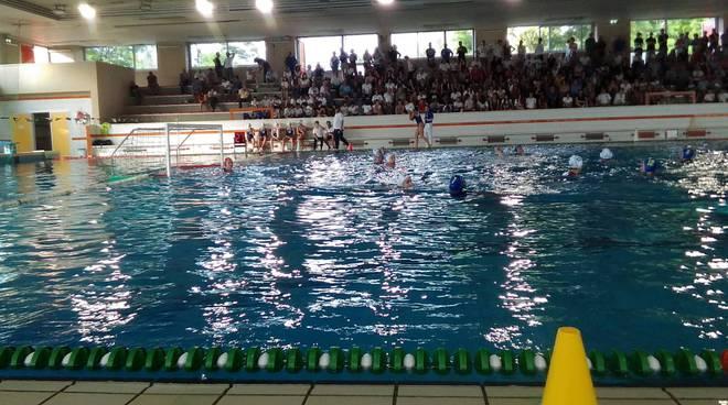 pallanuoto donne rane rosa velletri finale play off a2