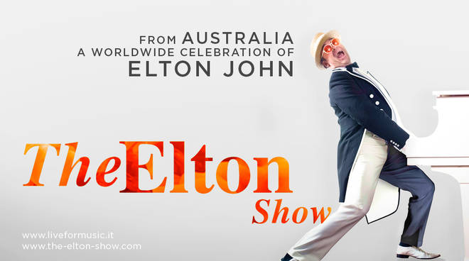 elton john show  canzo