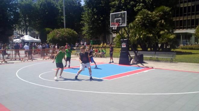Jab streetball centro como 2018 luglio