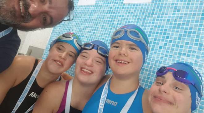 mondiali di nuoto per disabili paolo zaffaroni