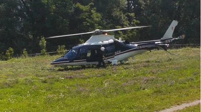 spaccio di droga boschi di merone e monguzzo, controlli carabinieri anche elicottero
