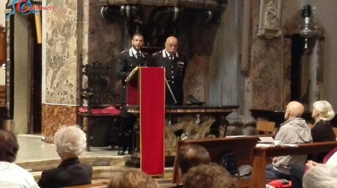 carabinieri anti truffe a canzo e cernobbio, prediche in chiesa
