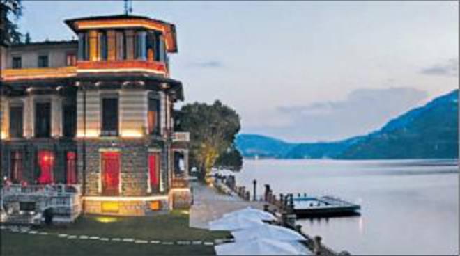 Il casta diva hotel diventer mandarin oriental lake como dal 2019 ciao como - Casta diva group spa ...