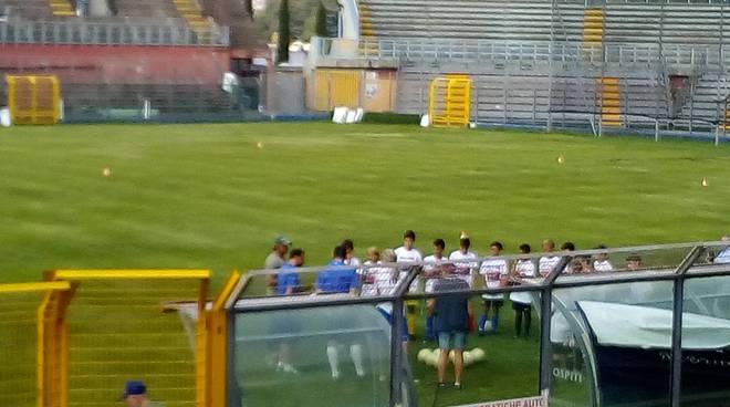 como 1907 open day stadio sinigaglia per ragazzi giovani